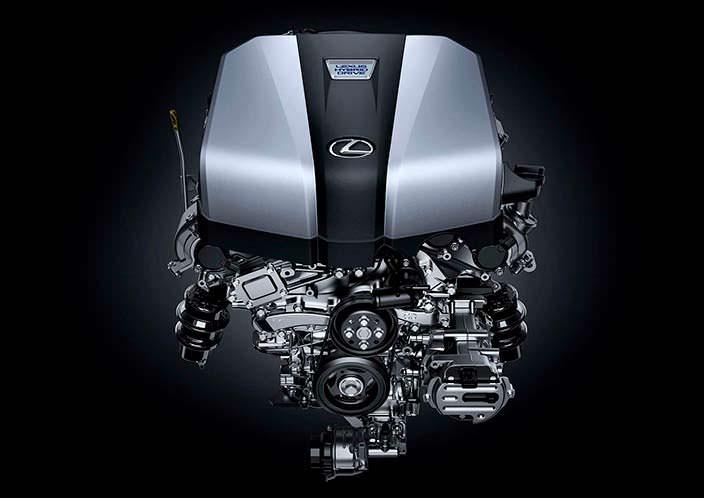 Двигатель 3.5 V6 Lexus