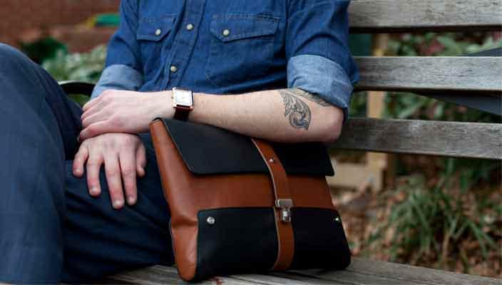 Мужские сумки – важнейшая деталь образа