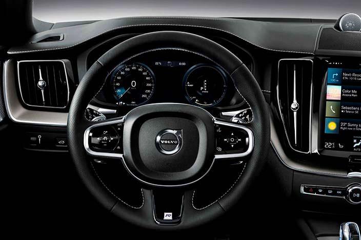 Руль Volvo XC60