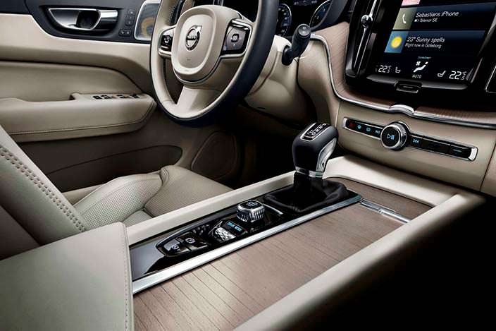 Drive Mode Volvo