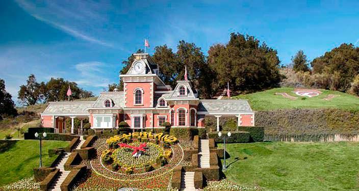 Neverland – Ранчо Майкла Джексона в Каліфорнії