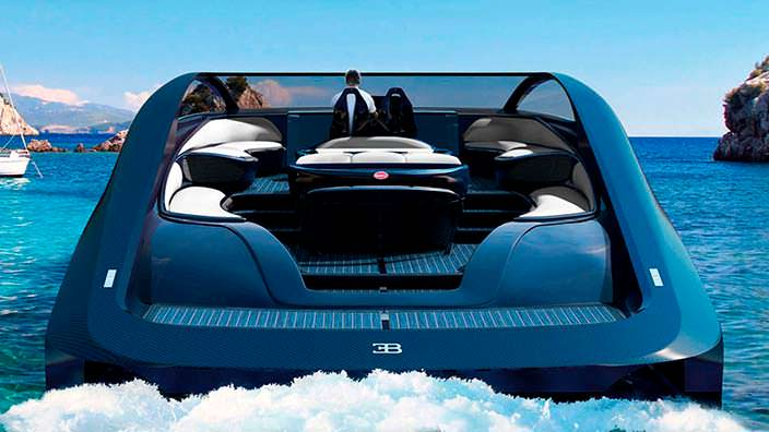 Bugatti Niniette 66 официально
