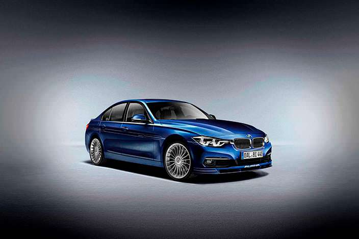2017 BMW Alpina B3 S Bi-Turbo