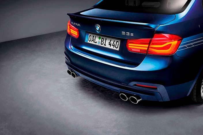 Тюнинг BMW Alpina B3 S Bi-Turbo 2017