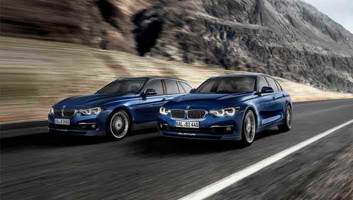 Официально: 2017 BMW Alpina B3 S Bi-Turbo   фото, инфо