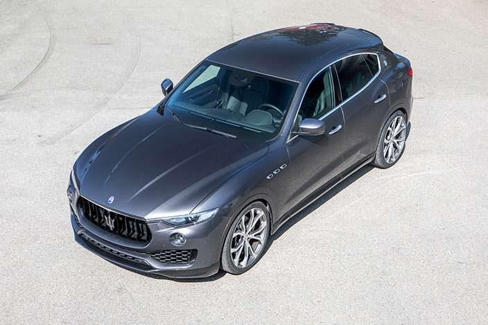 Maserati Levante на 22-дюймовых колесах от Novitec