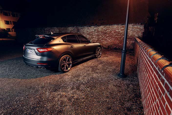 Фото тюнинга Maserati Levante от Novitec