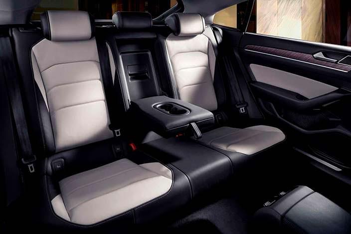 Задние сиденья VW Arteon