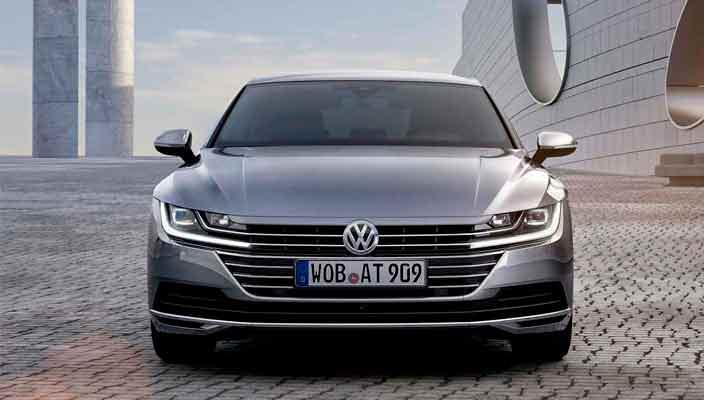 Volkswagen Arteon: новый Gran Turismo | фото, характеристики