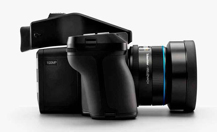 100-мегапиксельная камера Phase One XF 100MP