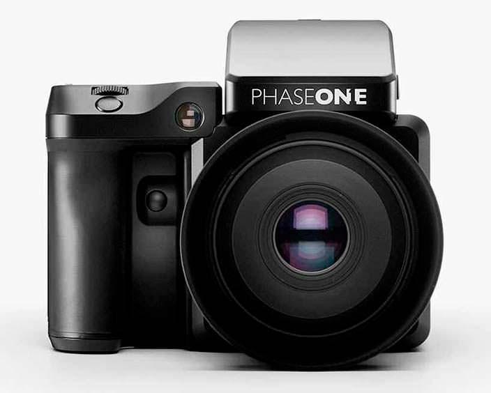 Камера Phase One XF 100MP: 101 082 464 активных пикселя