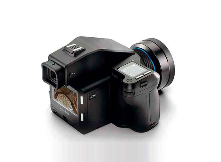 Камера на сенсоре 100MP CMOS