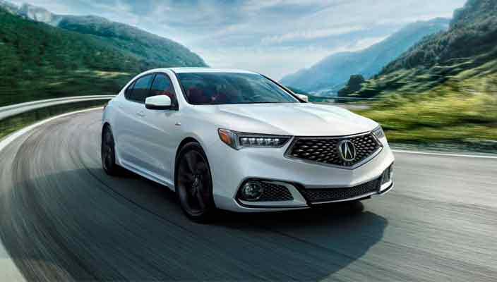 Обновленный седан Acura TLX 2018 официально | фото, видео