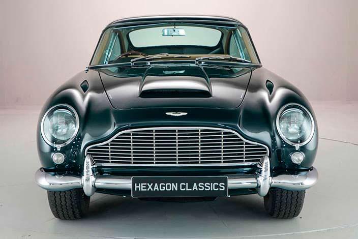 Aston Martin DB5 1965 года выпуска