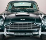 Продается Aston Martin DB5: автомобиль за миллион долларов