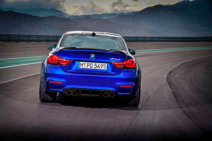 Фото | 2018 BMW M4 CS: мощнее M4 Competition Package