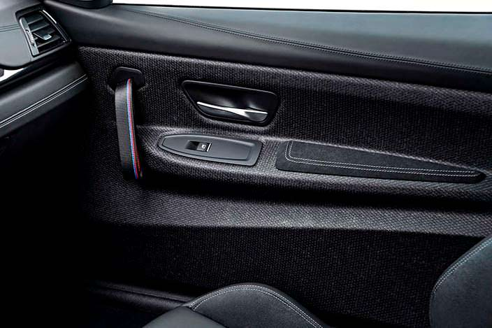 Фото | Дверная ручка BMW M4 CS