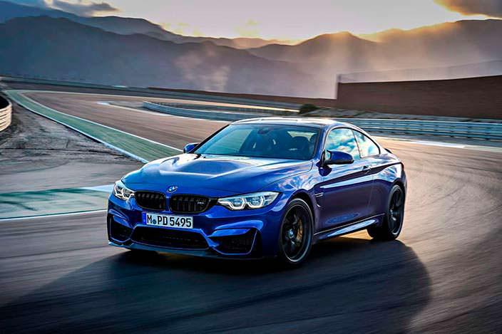 Фото | Новая BMW M4 CS 2018 года