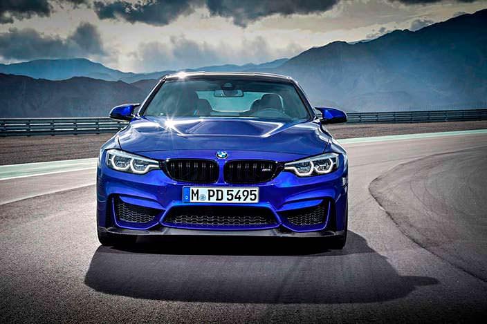 Фото | Новое купе BMW M4 CS