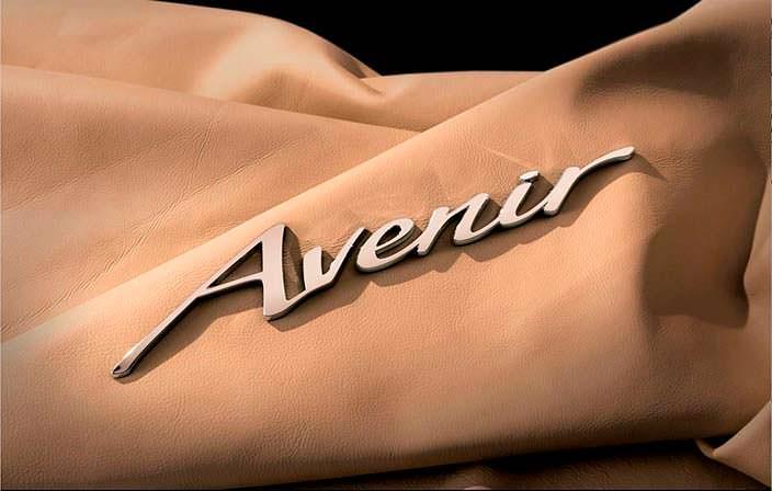 Фото | Новый премиальный суббренд Avenir от Buick