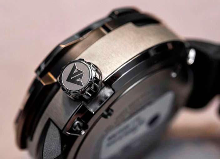 Титановые японские часы Citizen Eco-Drive Promaster