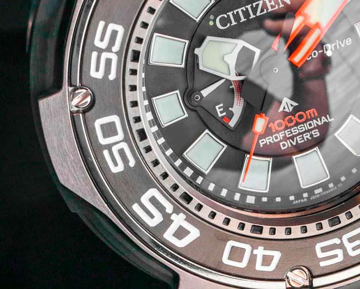 Citizen Eco-Drive Promaster Professional Diver 1000m