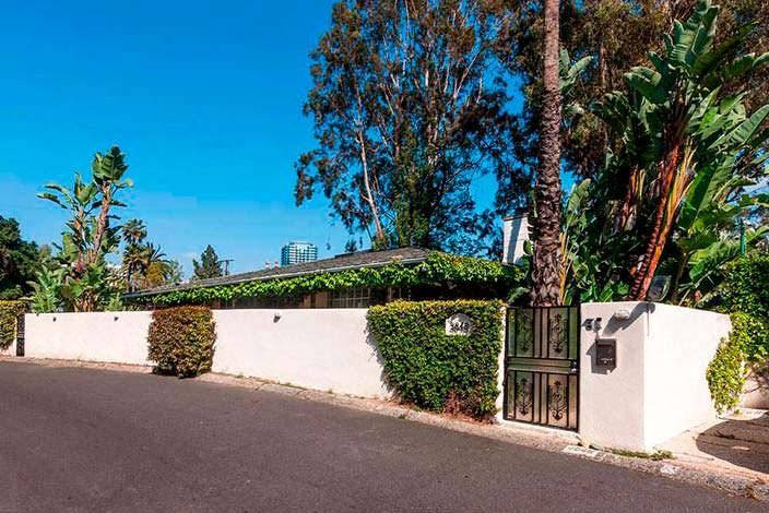 Фото | Дом Джареда Лето в Голливуде