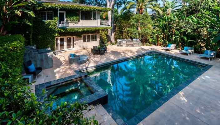 Джаред Лето вновь пытается продать дом в Голливуде | фото