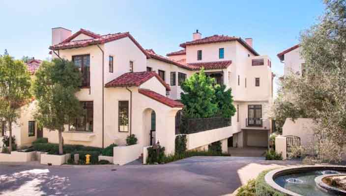 Актриса Джейн Фонда купила дом в Калифорнии | фото, цена