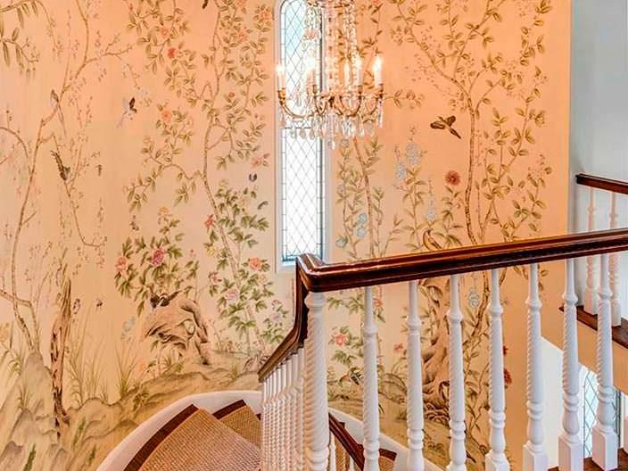 Фото | Дизайн винтовой лестницы в доме