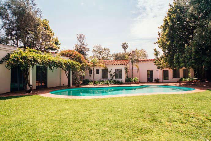 Дом Мэрилин Монро где она умерла 5 августа 1962 года