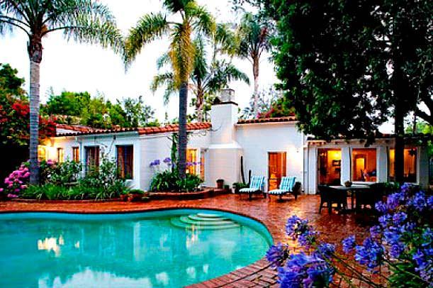 Фото | Вилла с бассейном Мэрилин Монро в Лос-Анджелесе