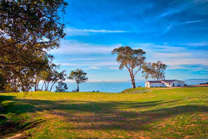 Фото | Дом на берегу океана в Калифорнии Кевина Костнера