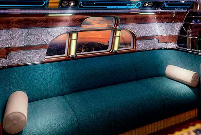 Embraer Manhattan: самолет в стиле арт-деко