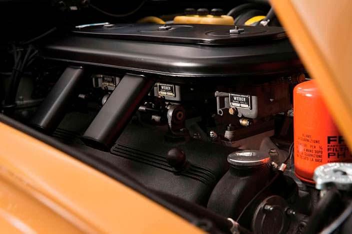 Фото | Двигатель Ferrari 330 GTC