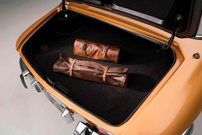Фото | Багажник Ferrari 330 GTC