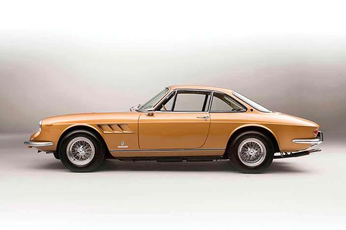 Фото | Ferrari 330 GTC 1966 года выпуска