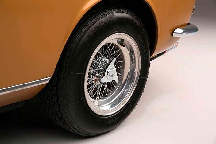 Фото | Оригинальные колеса Феррари 1960-х