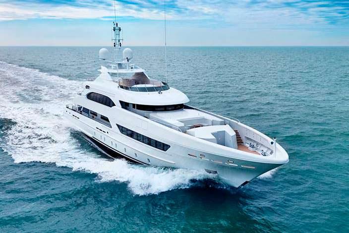 Фото | Ruya: новая 47-метровая яхта от Heesen Yachts