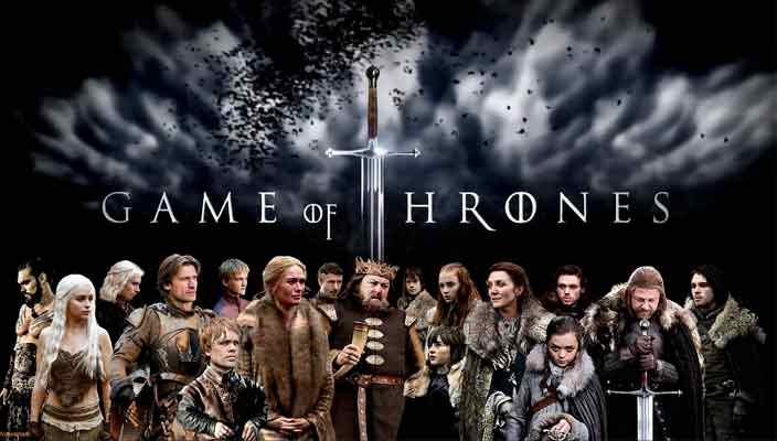НВО сняли финальный эпизод сериала «Игра престолов»