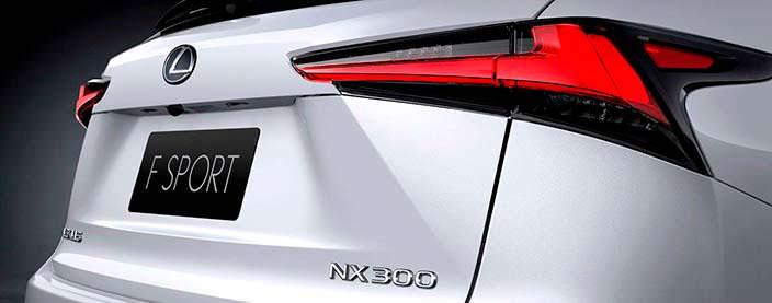 Lexus NX 300. Рестайлинг 2018 года