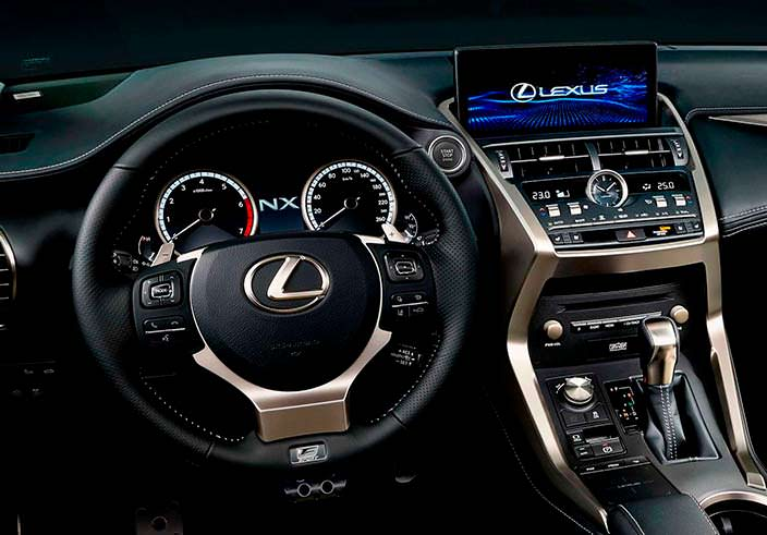 Руль Lexus NX 2018 года