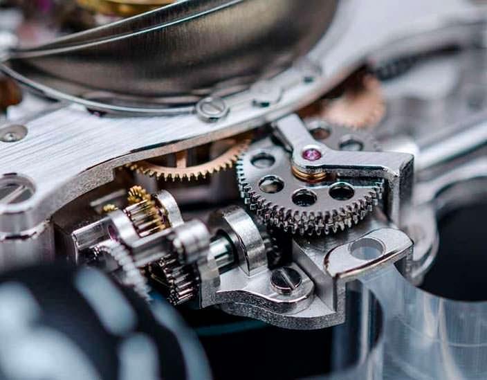 Фото | Швейцарская часовая механика MB&F HM6