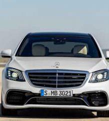 Mercedes-Benz S-Class W222 пережил рестайлинг | фото, видео