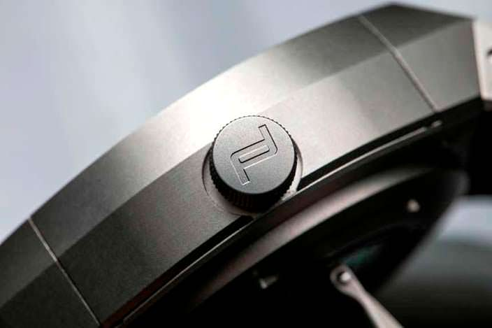Porsche Design Monobloc Actuator 24H Cronotimer