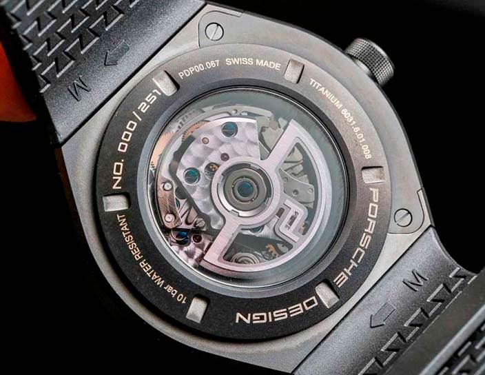 Швейцарский часовой механизм Valjoux 7754