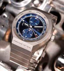 Новый хронометр Porsche Design Monobloc Actuator | цена, инфо