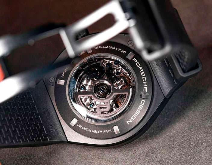 Новые часы от Porsche Design