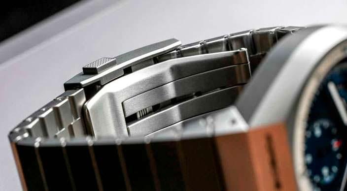 Титановый браслет для часов Porsche Design