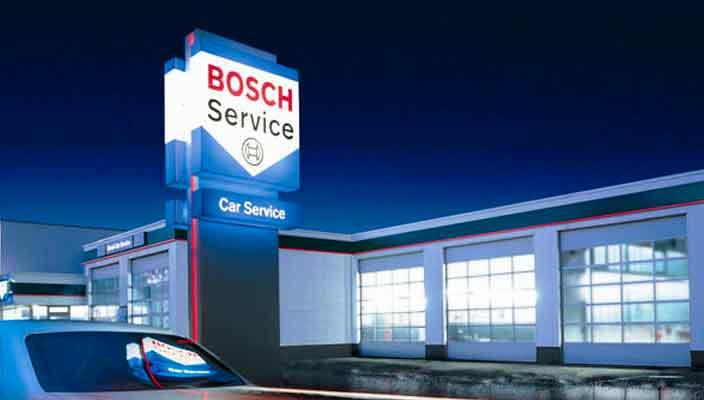 Бош Авто Сервис: профессиональные СТО в Украине